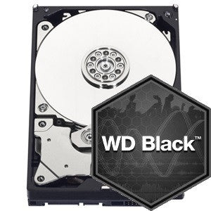 Western Digital Black 4TB 64M 7200 SATA 6Gb/s Internal Hard Drive