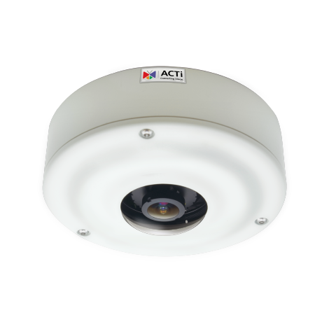 ACTi I71 5MP Outdoor Fisheye IP Dome Camera