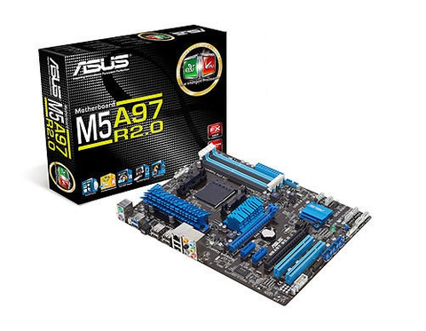ASUS M5A97 R2.0 AM3+ ATX Motherboard