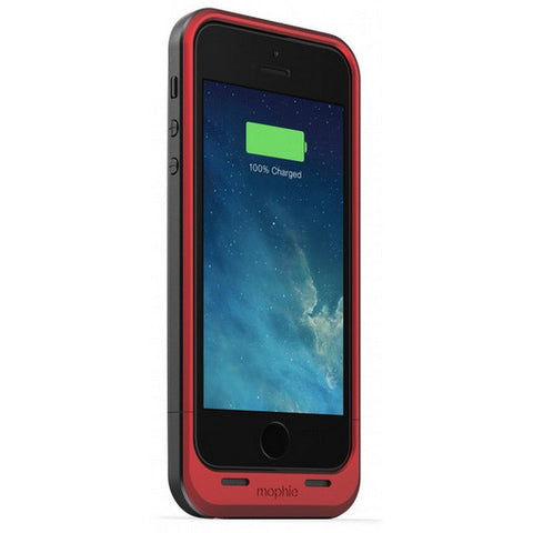 Mophie Juice Pack Air for iPhone 5/5s Red