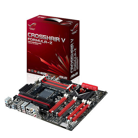 ASUS ROG Gaming Crosshair V Formula-Z AM3+ ATX Motherboard