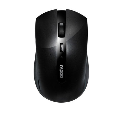 Rapoo 7200p 5G Wireless High Level 6 key Mouse Black