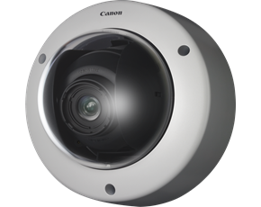Canon VB-H630D 2.1MP Indoor Dome 3X Optical Zoom Security Camera