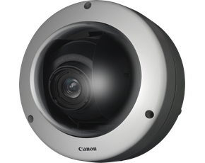 CANON VB-H630VE 2.1MP OUTDOOR DOME 3X OPTICAL ZOOM SECURITY CAMERA