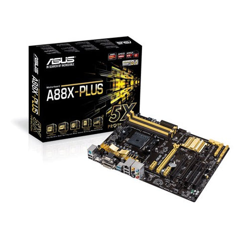ASUS A88X-PLUS FM2+ ATX Motherboard