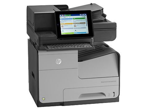HP OFFICEJET ENT Colour MFP M585Z Enterprise Office Printer
