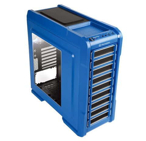 Thermaltake Chaser A31 Mid Tower Thunder Blue  No PSU