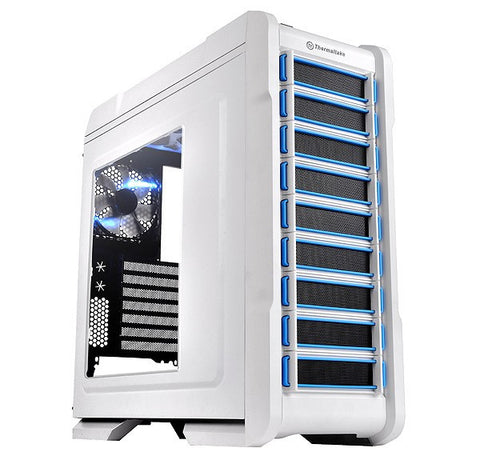 Thermaltake Chaser A31 Mid Tower Snow White / No PSU