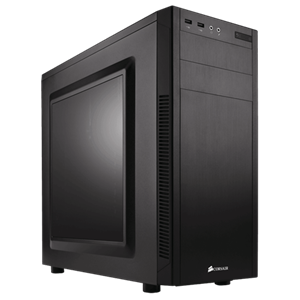 Carbide Series 100R Mid-Tower PC Case