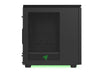 NZXT H440 RAZER MATTE BLACK MID TOWER
