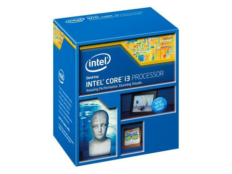 INTEL CORE I3-4170 3.70GHZ SKT1150 3MB Cache Processor