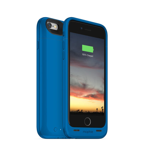 Mophie Juice Pack air for iPhone 6 2750mAh - Blue