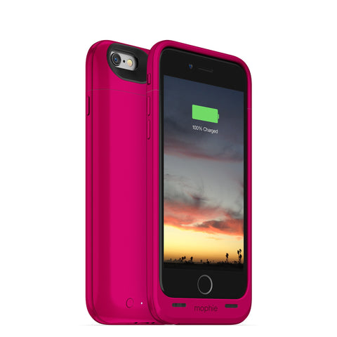 Mophie Juice Pack air for iPhone 6 2750mAh - Pink