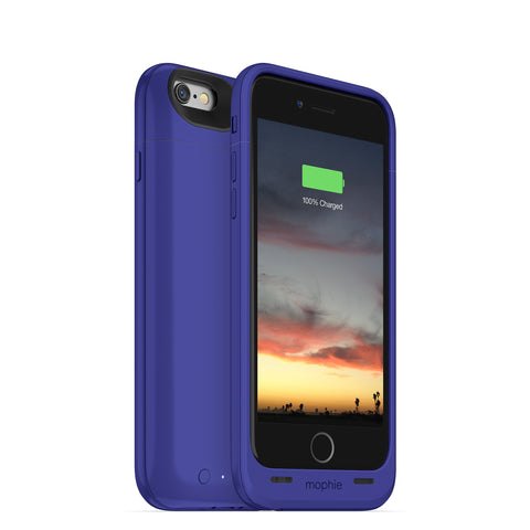 Mophie Juice Pack air for iPhone 6 2750mAh - Purple