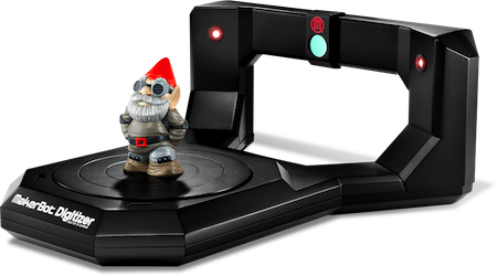MakerBot® Digitizer™ Desktop 3D Scanner