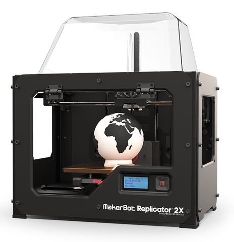 MakerBot® Replicator® 2X Experimental 3D Printer