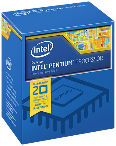 INTEL PENTIUM DUAL CORE G3258 3.20GHZ SKT1150 3MB Cache Processor