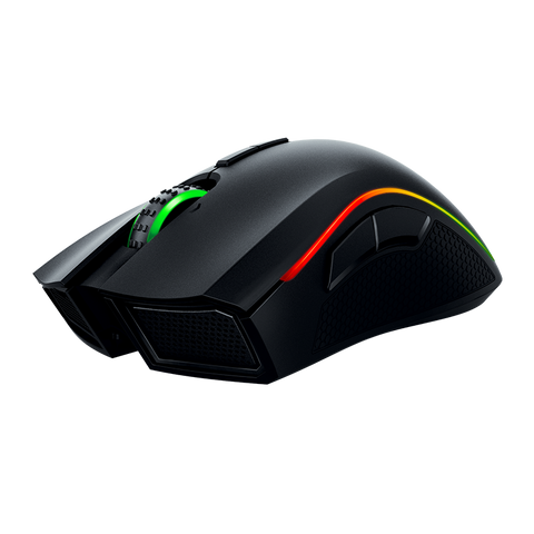 Razer Mamba Dual Mode Ergonomic Gaming Mouse
