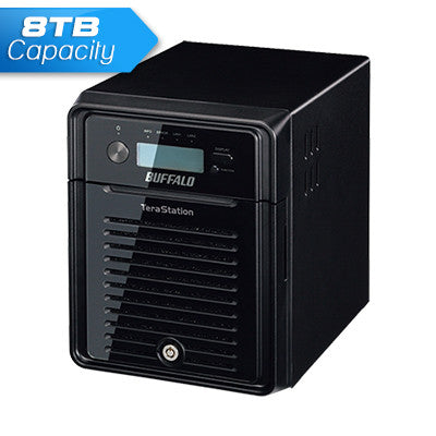 Buffalo TeraStation 3400 4 Bay NAS Drive for Home and Business