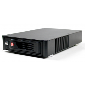CRU RTX110-3Q, 1-bay TrayFree Drive Enclosure