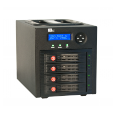 CRU RTX430-3QR - Robust four-bay RAID Tower with USB 3.0