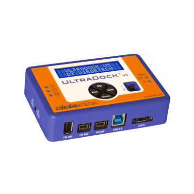 CRU UltraDock v5 - Drivedock, Access for SATA or IDE Drives