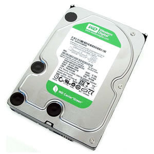 Western Digital Green 3TB 64M Intellipower SATA 6Gb/s Internal Hard Drive