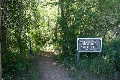The Paul Intemann Memorial Trail in Manitou Springs, Colorado