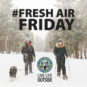 Opt In for Fresh Air Friday