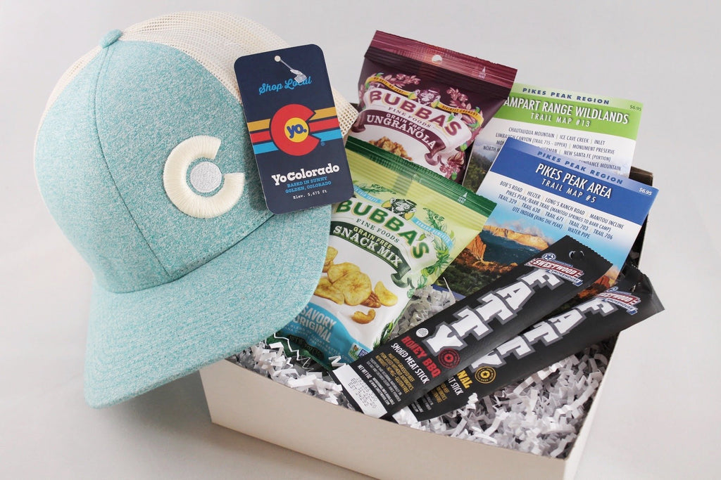 Father's Day Gift Box by Rocky Mountain Food Tours - The Outdoors Man