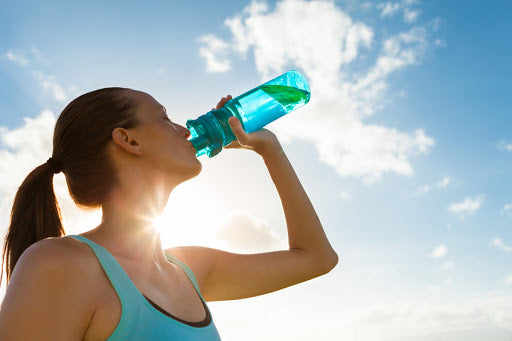 Tips for Staying Hydrated On The Trails This Summer
