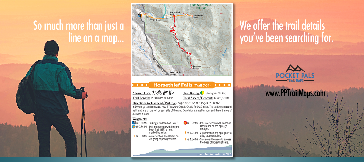 Pocket Pals Trail Maps - So Much More Than Just a Line on a Map