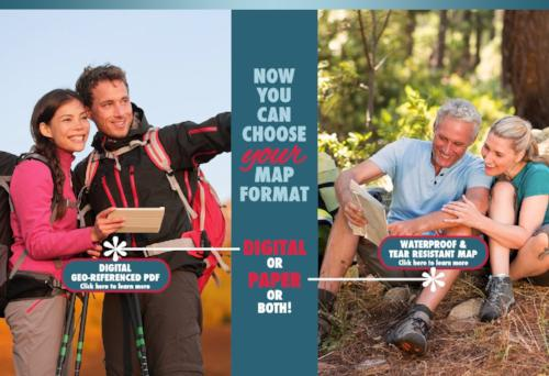 Pocket Pals Trail Maps - PDF or Paper? - PP Trail Maps