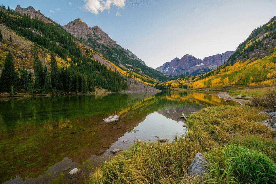 Colorado Fall Hikes, look for maps at Pocket Pals Trail Maps