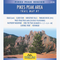 Trail Map #7  -  Pikes Peak Region