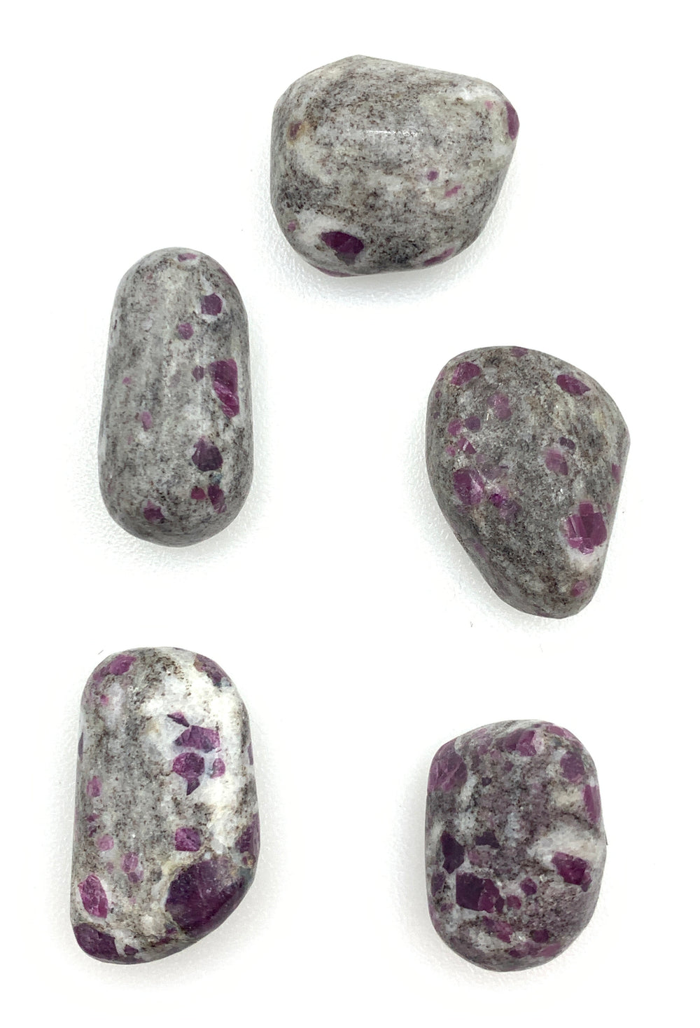 Ruby In Matrix (1) Tumbled Stone