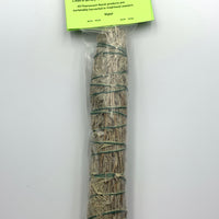 Blue Sage & Eucalyptus Bundle Smudge Stick Handwrapped Colorado USA