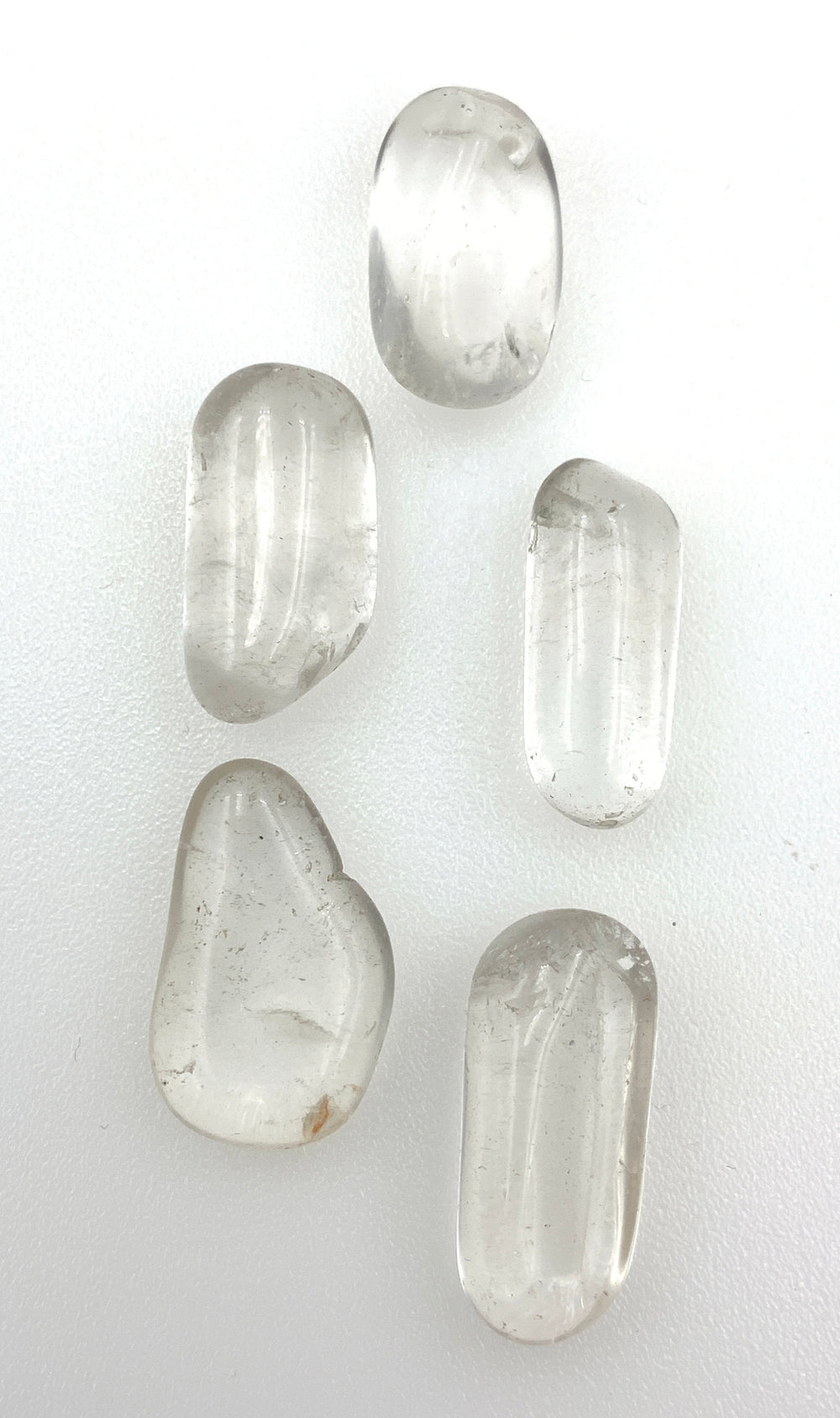 Clear Quartz (1) Tumbled Stone