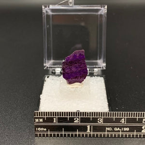 Sugilite #2 Thumbnail Specimen (The Wessels, South Africa)