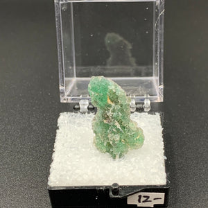 Fluorite #2 Thumbnail Specimen (Unaweep Canyon, CO, USA)