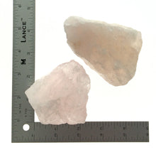 Load image into Gallery viewer, Rose Quartz (1) XL Raw Chunk-B Grade