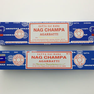 Nag Champa Satya Sai Baba Indian Style Incense