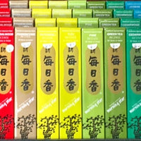 Frankincense Tan Morningstar Japanese Style Wood Free Incense Sticks-50 sticks or 200 sticks