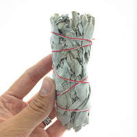 White Sage Bundle Smudge Stick Handwrapped California USA