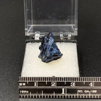 Covellite #6 Thumbnail Specimen (Butte District, Montana, USA)