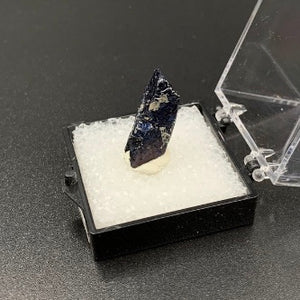 Covellite #2 Thumbnail Specimen (Butte District, Montana, USA)