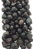 Garnet (1) Polished Shaped Facets Dodecahedral Tumbled Stone India