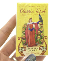 Llewellyn's Classic Tarot Cards Mini Deck (Pocket Sized Travel Tarot Deck)
