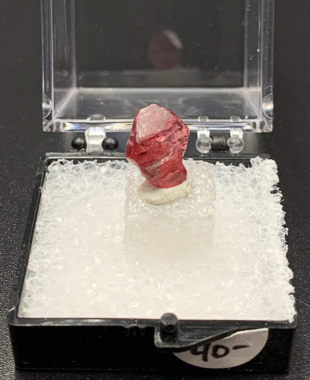 Spinel Pinkish-Red #7 (Mahenge, Tanzania)