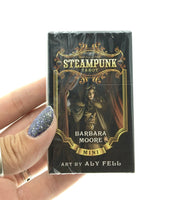 Steampunk Tarot Cards Mini Deck (Pocket Sized Travel Tarot Deck)